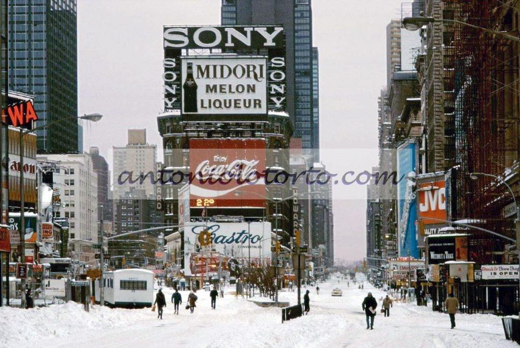 Foto di New York Antonio Lo Torto fotografo