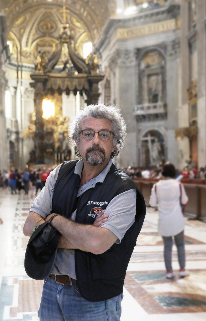 Antonio Lo Torto Fotografo Milano a San Pietro, Città del Vaticano