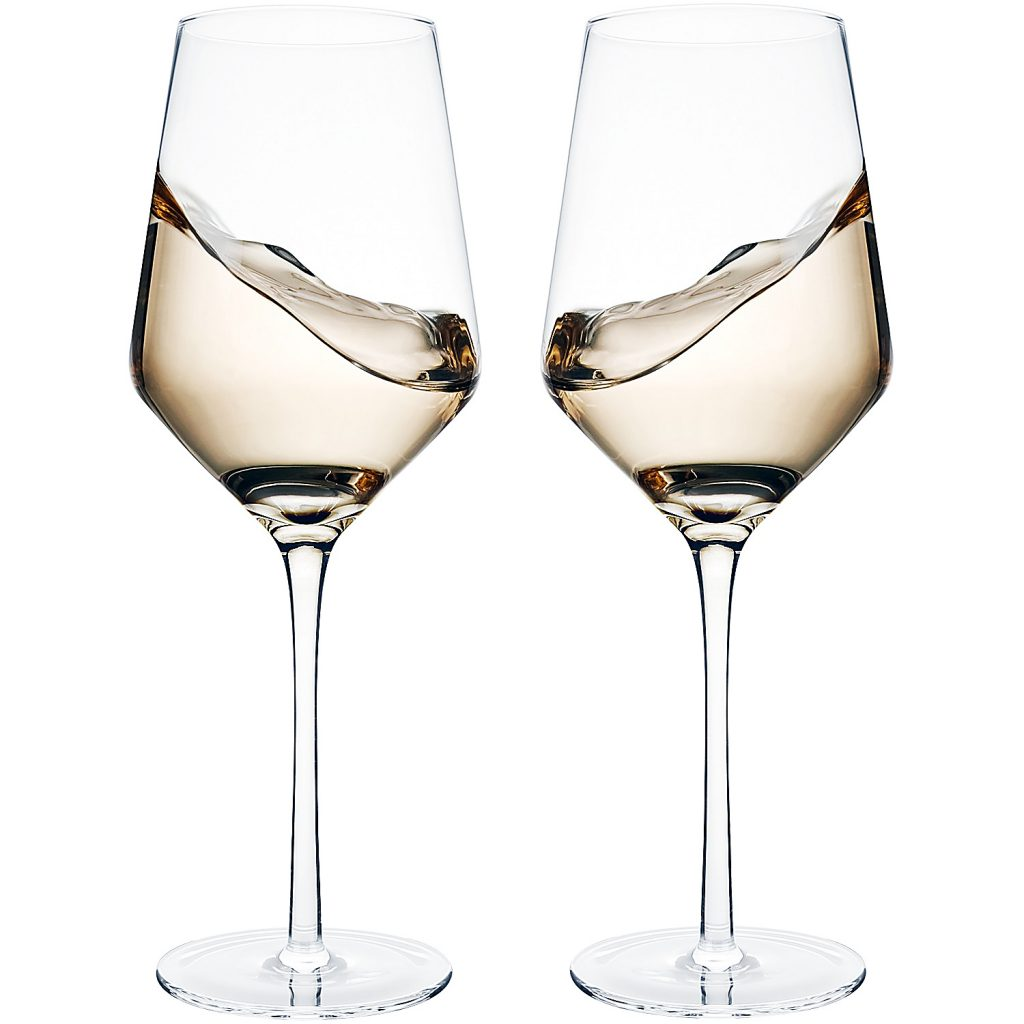Catalogo Crate and Barrel glasses bicchieri