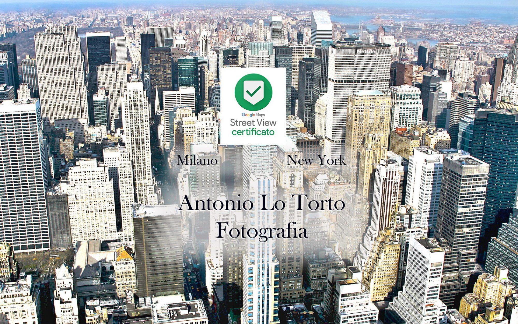 Antonio Lo Torto Fotografo, Milano - New York