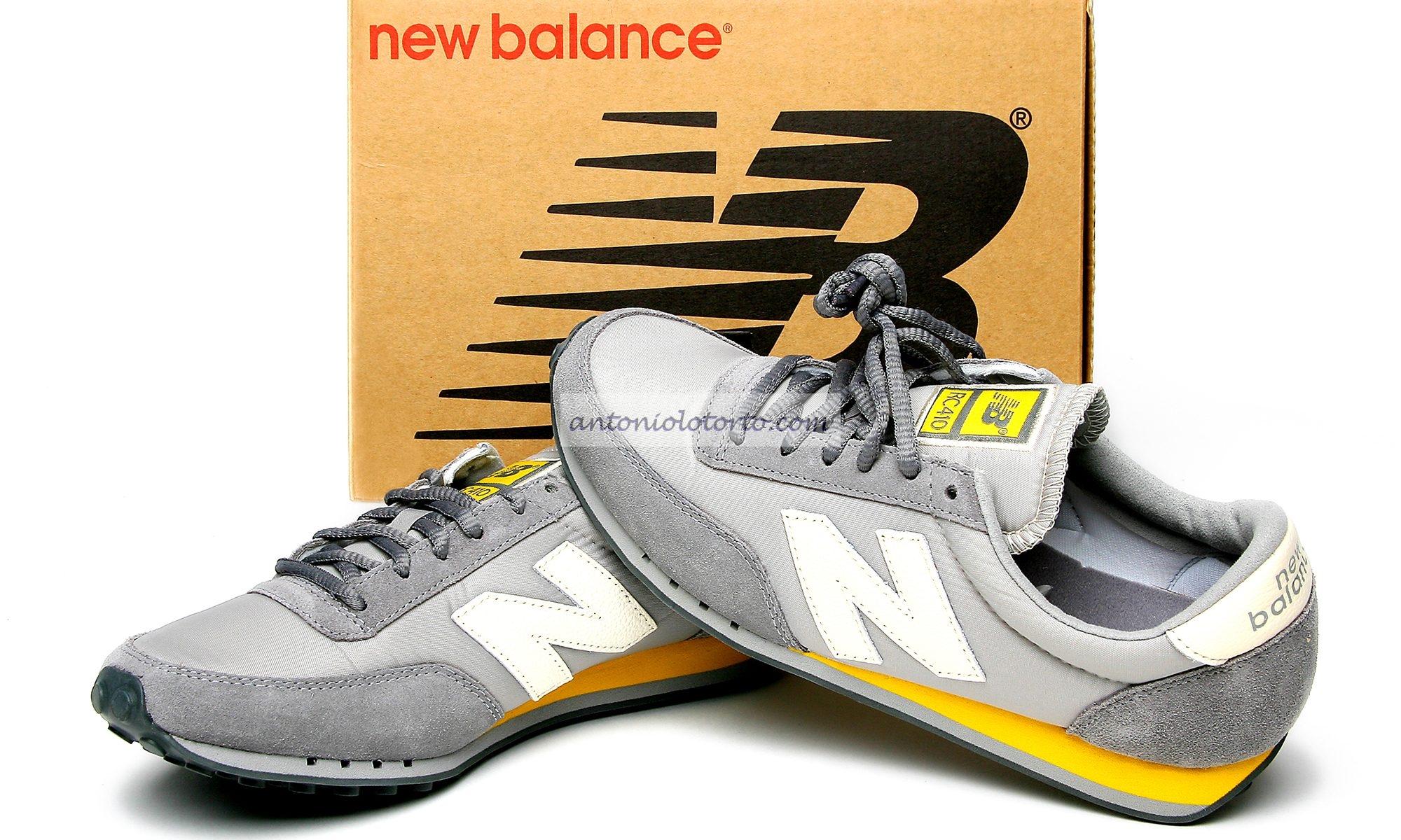 scarpe new balance mod 410-foto-pubblicità-cataloghi-still-life-antoniolotorto.com